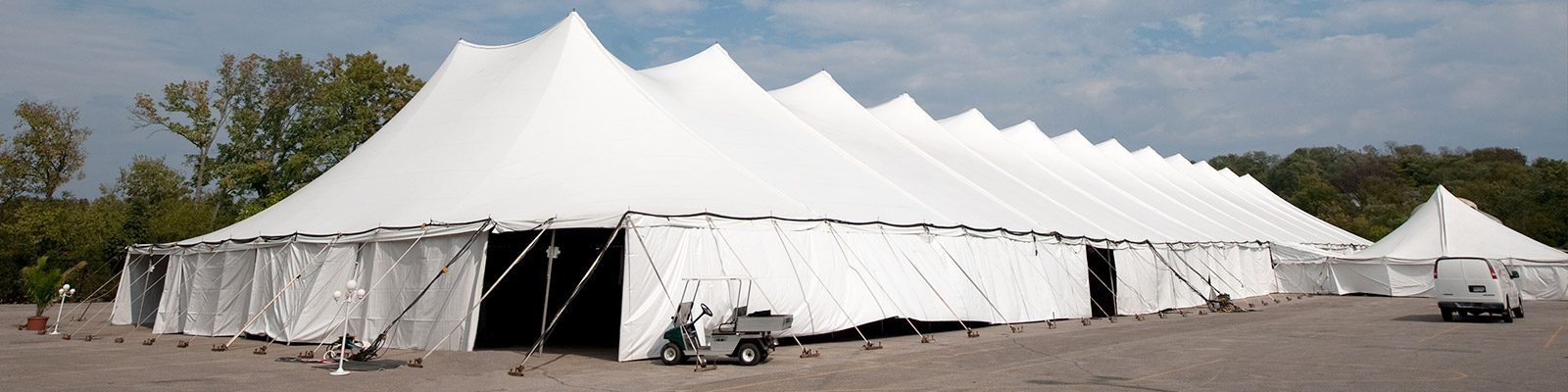 Tent Rental Guide - Choose the Right Tent | Arena Americas