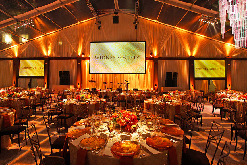 Widney Society Gala