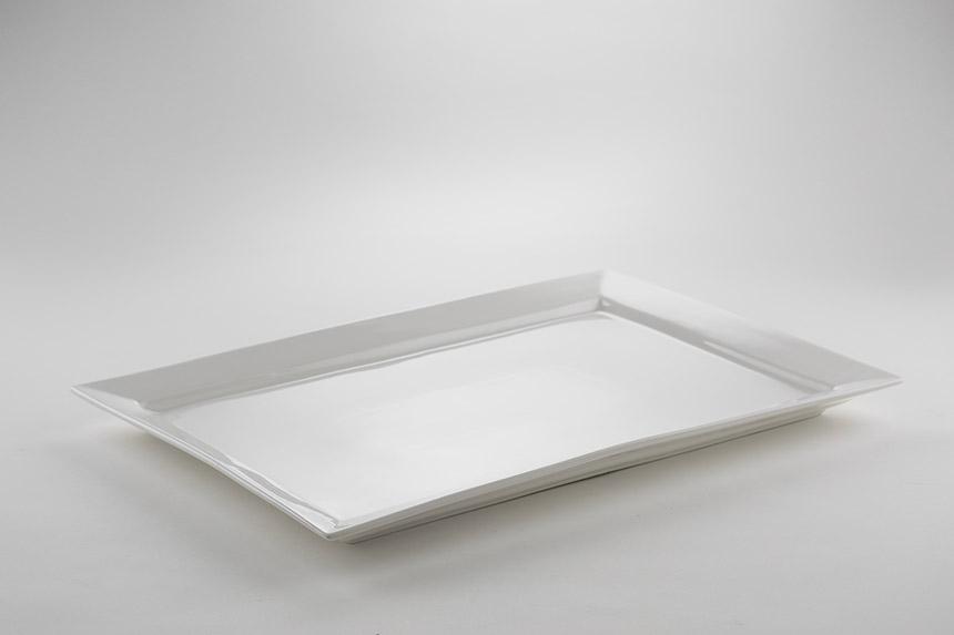 Large Rectangular Platter Rentals Well Dressed Tables